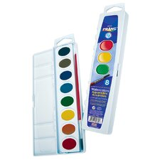 Washable Watercolors Set