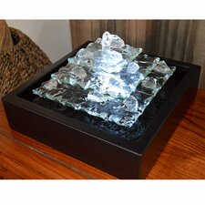 Water Wonders Glacier Bay Tabletop Fountain