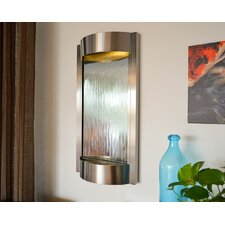 Contempo Falls Luna Wall Fountain