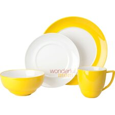 "Family ""Wonderful Mom"" 4 Piece Place Setting"