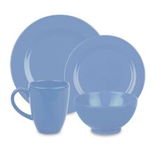 Fun Factory Bell 16 Piece Dinnerware Set