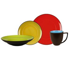 """Duo 10.5"""" Dinner Plate (Set of 4)"""