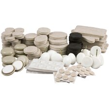 SoftTouch 180 Piece Surface Protection Super Value Kit Set