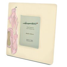 Children and Baby Ballet Shoes Decorative Picture Frame