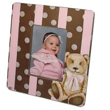 Children and Baby Cocoa Cabana Decorative Picture Frame