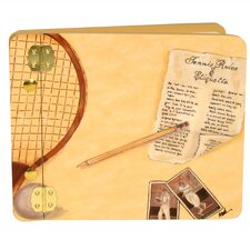 Sports Tennis Mini Book Photo Album