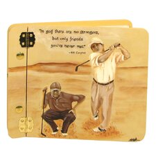 Sports Swing and Putt Mini Book Photo Album