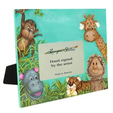 Zoo Animals Picture Frame