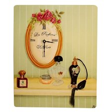 Home and Garden Perfumes of Paris Wall Clock
