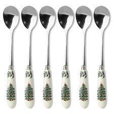 Christmas Tree Teaspoon (Set of 6)