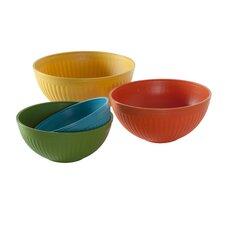 Prep 'N 4 Plastic Mixing Bowls