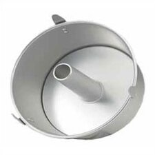 Natural Commercial 2 Piece Angelfood Cake Pan Set