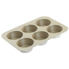 6 Cup Compact Ovenware Muffin Pan
