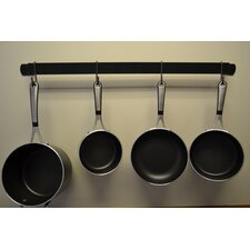 Horizontal Pot and Pan Rack