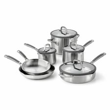 Easy System 10-Piece Cookware Set