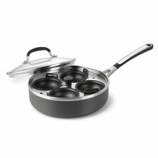 Simply Nonstick 4 Cup Egg Poacher