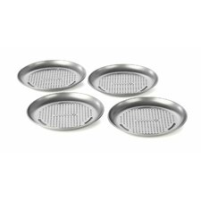Nonstick Mini Pizza Pan (Set of 4)