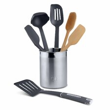 Nylon Utensils 7 Piece Mixed Utensil Set