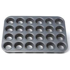 Nonstick 24 Cup Mini Muffin Pan