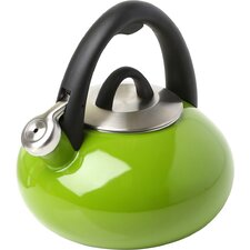 Accessories 2 Qt. Enamel Tea Kettle