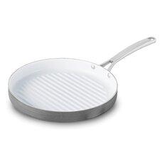 """Classic Ceramic 12"""" Non-Stick Grill Pan"""