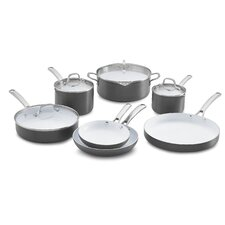 Classic Ceramic 11-Piece Non-Stick Cookware Set