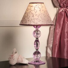 "Fleur 12"" H Table Lamp with Empire Shade"
