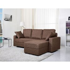 Aspen Convertible Chaise Sectional