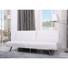 Victorville Foldable Futon Sofa Bed