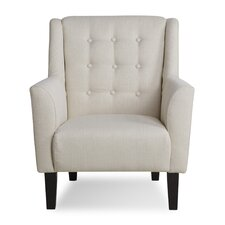 Providence Button Tufted Arm Chair