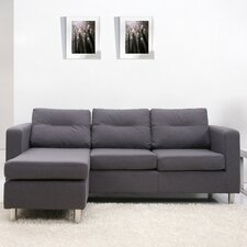 Detroit Convertible Reversible Facing Sectional