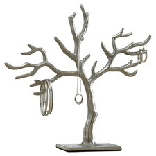 Kindwer 20 Branch Casted Tree of Life Jewelry Stand