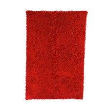 Shagadelic Red Rug