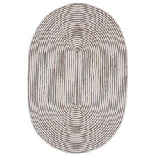 Earth First Hand-Loomed Natural Area Rug