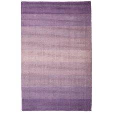 Aspect Purple Stripes Area Rug
