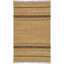 Matador Hand-Loomed Tan Area Rug