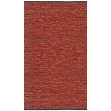 Matador Hand-Loomed Maroon Area Rug