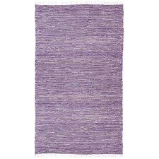 Complex Purple Area Rug