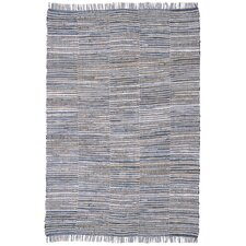 Earth First Blue Area Rug