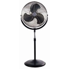 "18"" High Velocity Pedestal Fan"