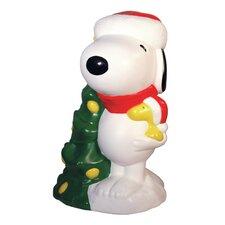 Snoopy Tree Figurine