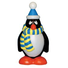 Holiday Penguin with Scarf Figurine