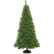 7.5' Cascade Christmas Tree
