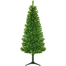 6' Morrison Christmas Tree with 200 Clear Lights