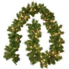 Evergreen Branch Garland