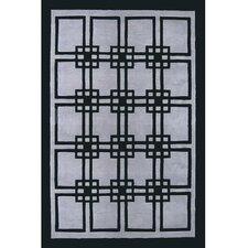 Modern Living Omni Gray/Black Rug
