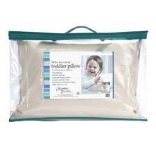 Little Dreamer Toddler Pillow with 50/50 cotton covering