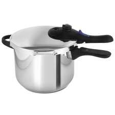 2.7L Stainless Steel Pressure Cooker