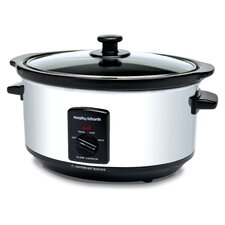 3.5L Stainless Steel Slow Cooker