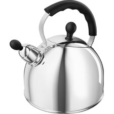 2.5L Stainless Steel Induction Safe Stovetop Kettle